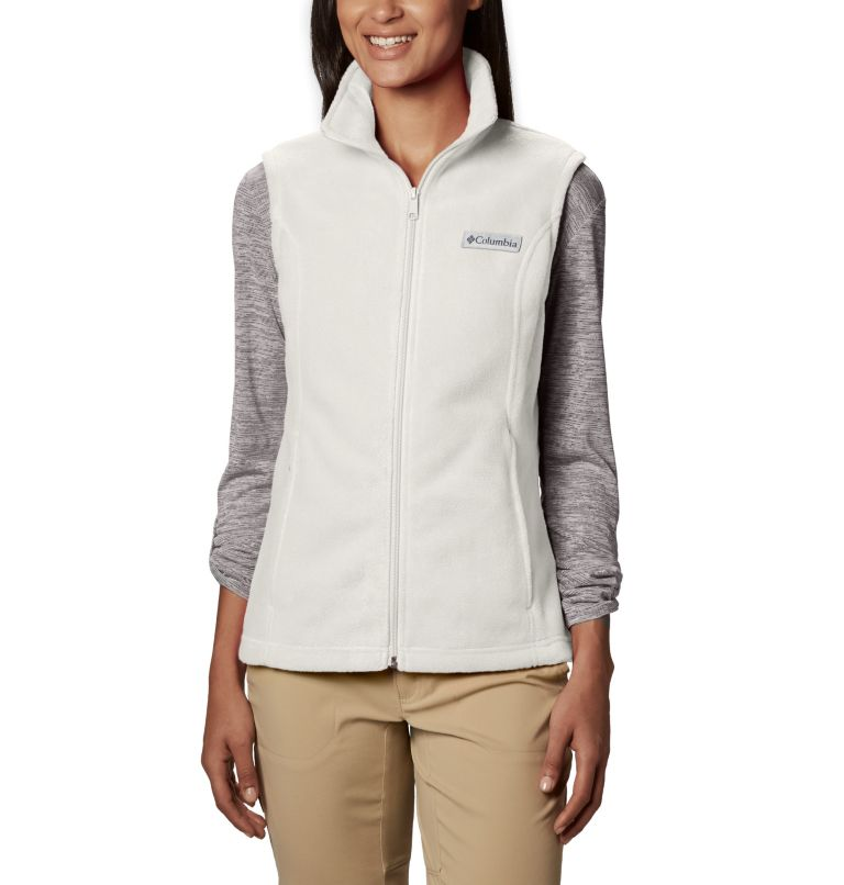 Benton Springs™ Vest | 125 | S Women's Benton Springs™ Vest, Sea Salt, front