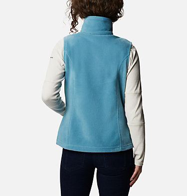 Women's Benton Springs™ Vest Benton Springs™ Vest | 430 | M, Canyon Blue, back