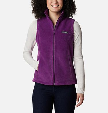 Women's Benton Springs™ Vest Benton Springs™ Vest | 618 | L, Plum, front