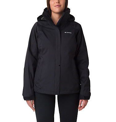 Women's Venture On™ Interchange Jacket Venture On™ Interchange Jacket | 607 | L, Black, front