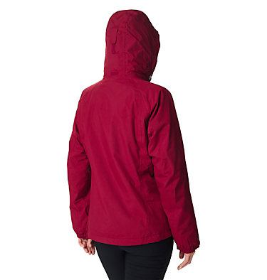 Women's Venture On™ Interchange Jacket Venture On™ Interchange Jacket | 607 | L, Beet, back