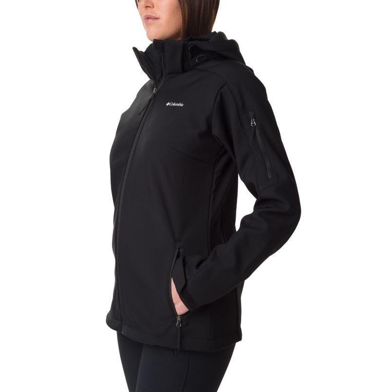 Cascade Ridge™ Jacket | 010 | L Softshell Cascade Ridge™ Femme , Black, a1