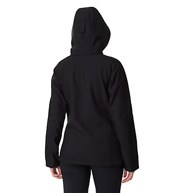 Softshell Cascade Ridge™ Femme  Cascade Ridge™ Jacket | 032 | M, Black, back