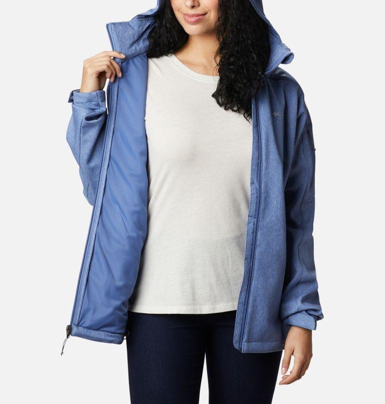 Cascade Ridge™ Jacket | 458 | S Softshell Cascade Ridge™ Femme , Velvet Cove Heather, a3