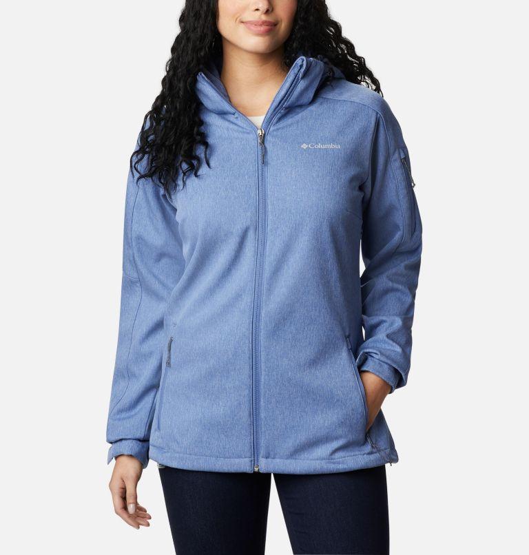 Cascade Ridge™ Jacket | 458 | S Softshell Cascade Ridge™ Femme , Velvet Cove Heather, front
