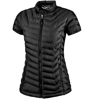 Powder Lite™ Cap Sleeve Jacke für Damen , front