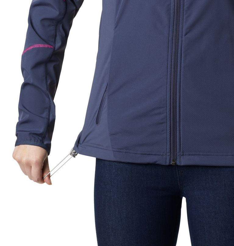 Women's Sweet As™ Softshell Hoodie Women's Sweet As™ Softshell Hoodie, a3