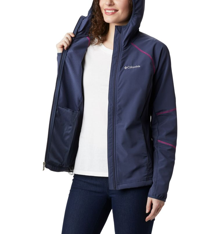 sweet as softshell-jacke für damen