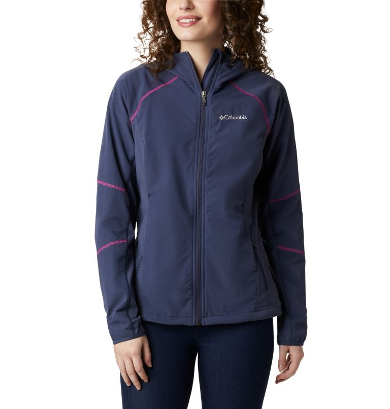 Women's Sweet As™ Softshell Hoodie Women's Sweet As™ Softshell Hoodie, front