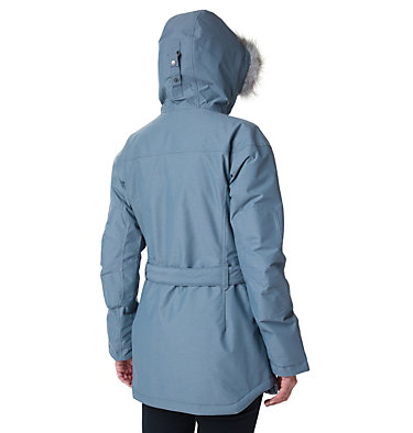 Women's Carson Pass™ II Jacket Carson Pass™ II Jacket | 191 | XS, Tradewinds Grey, back