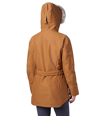 Women's Carson Pass™ II Jacket Carson Pass™ II Jacket | 029 | L, Camel Brown, back
