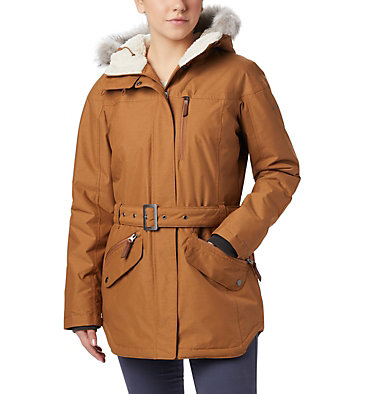 Women's Carson Pass™ II Jacket Carson Pass™ II Jacket | 029 | L, Camel Brown, front