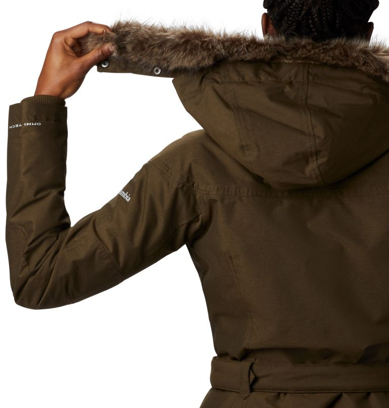 Carson Pass™ II Jacket | 319 | L Women's Carson Pass™ II Jacket, Olive Green, a1