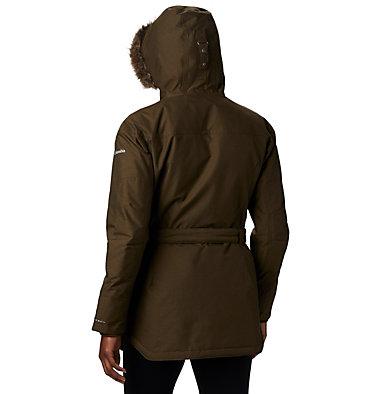 Women's Carson Pass™ II Jacket Carson Pass™ II Jacket | 286 | XS, Olive Green, back