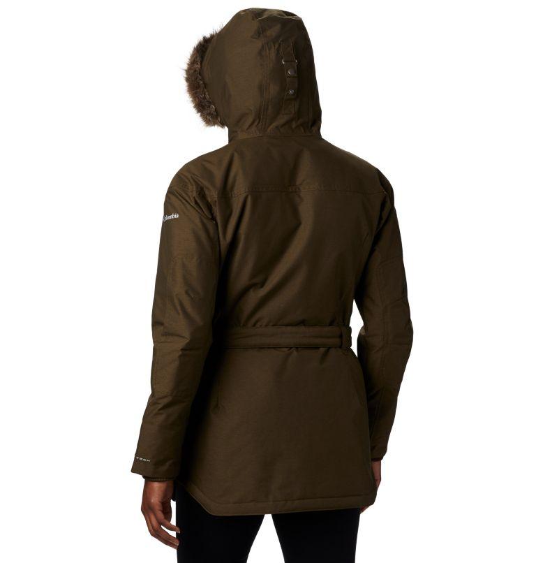 Carson Pass™ II Jacket | 319 | L Women's Carson Pass™ II Jacket, Olive Green, back