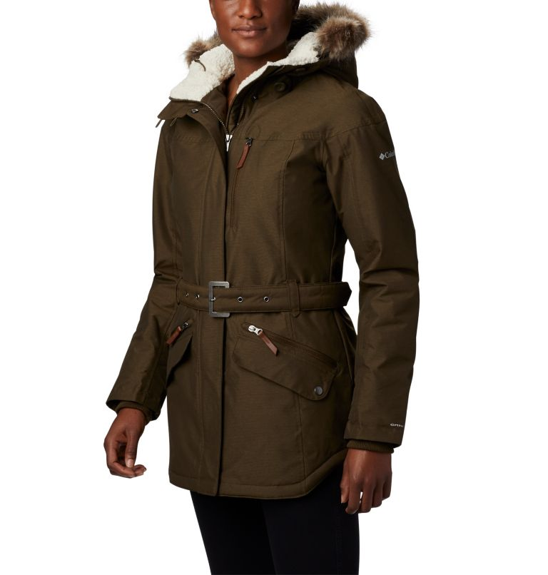 Carson Pass™ II Jacket | 319 | S Women's Carson Pass™ II Jacket, Olive Green, front