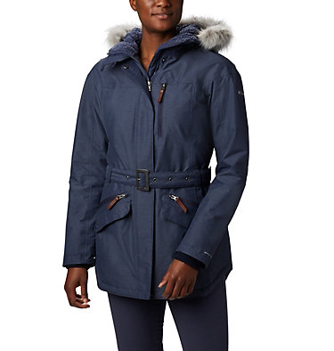 Women's Carson Pass™ II Jacket Carson Pass™ II Jacket | 029 | M, Nocturnal, front