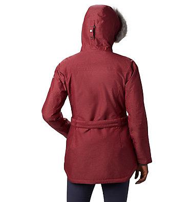 Women's Carson Pass™ II Jacket Carson Pass™ II Jacket | 029 | L, Beet, back