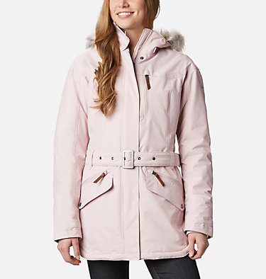 Women's Carson Pass™ II Jacket Carson Pass™ II Jacket | 191 | XS, Mineral Pink, front