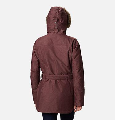 Women's Carson Pass™ II Jacket Carson Pass™ II Jacket | 286 | XS, Malbec, back