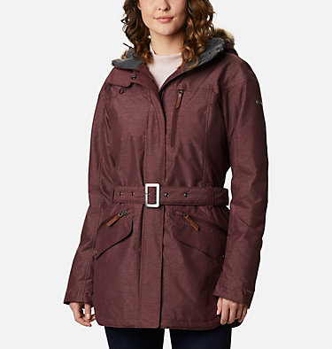Women's Carson Pass™ II Jacket Carson Pass™ II Jacket | 286 | XS, Malbec, front