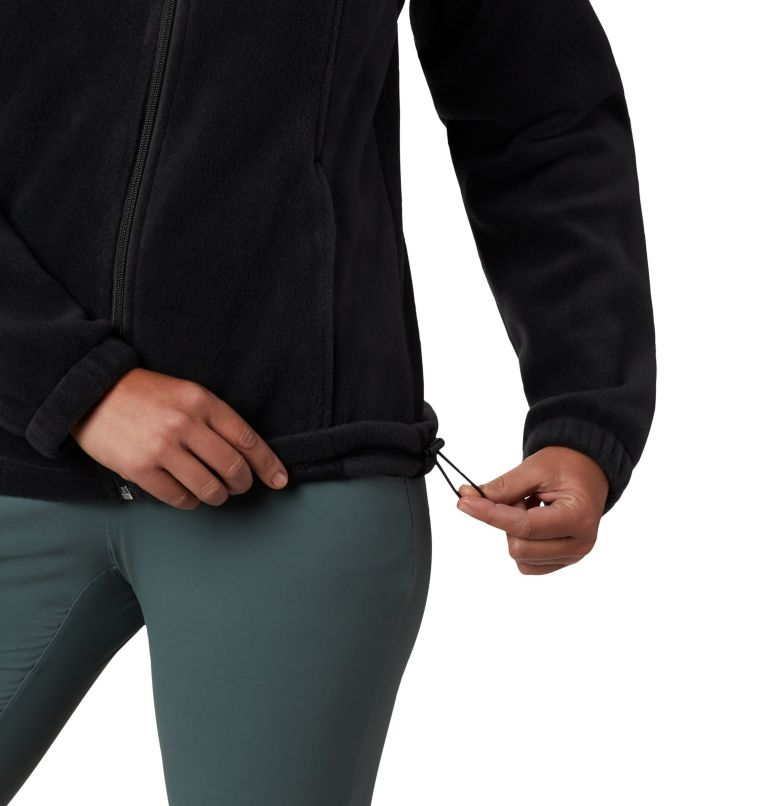 Benton Springs™ Full Zip | 010 | M Women's Benton Springs™ Full Zip Fleece Jacket, Black, a3