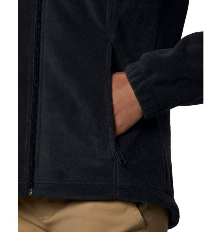 Benton Springs™ Full Zip | 010 | XS Women's Benton Springs™ Full Zip Fleece Jacket, Black, a4