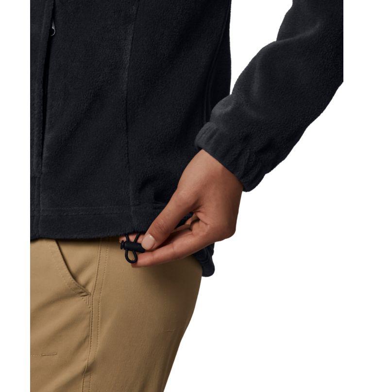 Benton Springs™ Full Zip | 010 | M Women's Benton Springs™ Full Zip Fleece Jacket, Black, a5