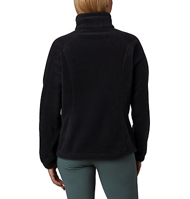 Women's Benton Springs™ Full Zip Fleece Jacket Benton Springs™ Full Zip | 671 | L, Black, back