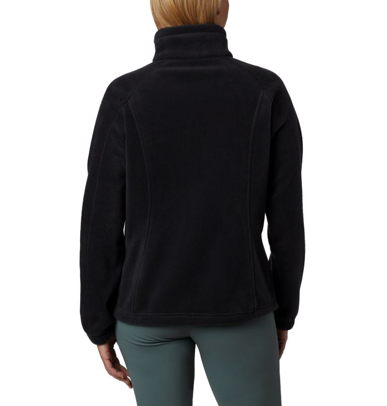 Benton Springs™ Full Zip | 010 | XL Women's Benton Springs™ Full Zip Fleece Jacket, Black, back