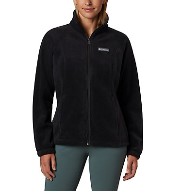 Women's Benton Springs™ Full Zip Fleece Jacket Benton Springs™ Full Zip | 671 | L, Black, front