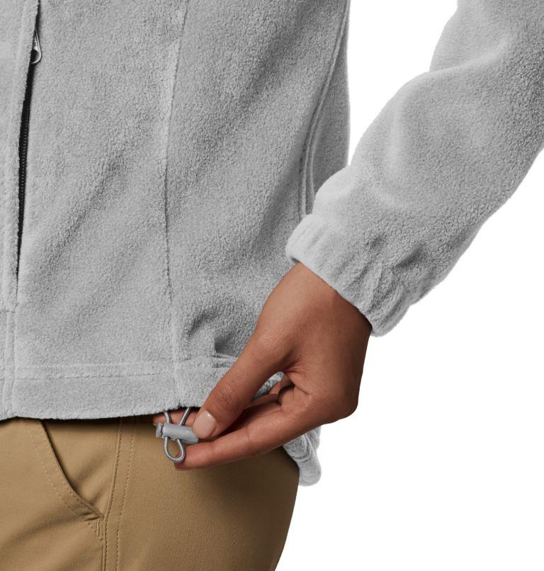 Benton Springs™ Full Zip | 034 | XS Women's Benton Springs™ Full Zip Fleece Jacket, Cirrus Grey Heather, a3