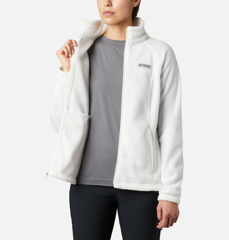 Benton Springs™ Full Zip | 125 | XXL Women's Benton Springs™ Full Zip Fleece Jacket, Sea Salt, a3
