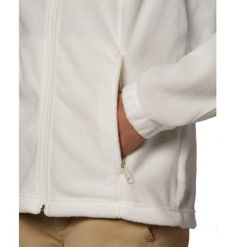 Benton Springs™ Full Zip | 125 | L Women's Benton Springs™ Full Zip Fleece Jacket, Sea Salt, a4