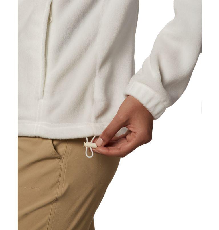 Benton Springs™ Full Zip | 125 | S Women's Benton Springs™ Full Zip Fleece Jacket, Sea Salt, a5