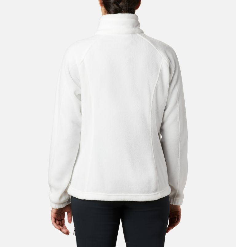 Benton Springs™ Full Zip | 125 | S Women's Benton Springs™ Full Zip Fleece Jacket, Sea Salt, back