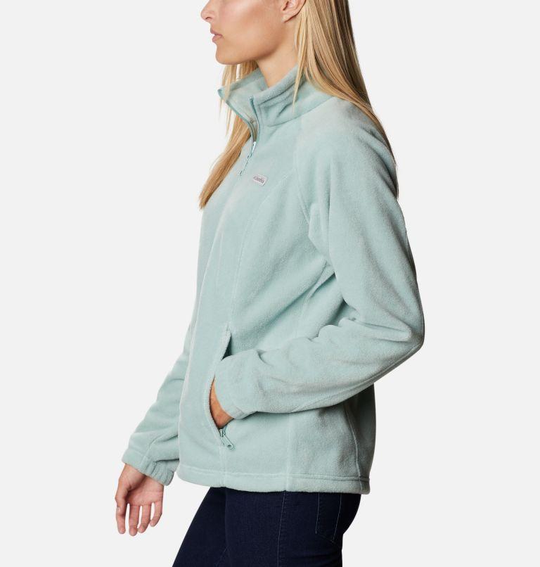 Benton Springs™ Full Zip | 346 | S Women's Benton Springs™ Full Zip Fleece Jacket, Aqua Tone, a1
