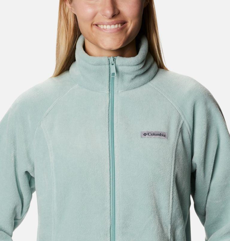Benton Springs™ Full Zip | 346 | S Women's Benton Springs™ Full Zip Fleece Jacket, Aqua Tone, a2
