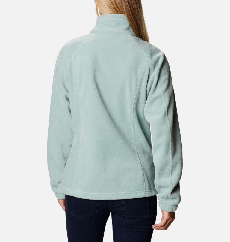 Benton Springs™ Full Zip | 346 | S Women's Benton Springs™ Full Zip Fleece Jacket, Aqua Tone, back
