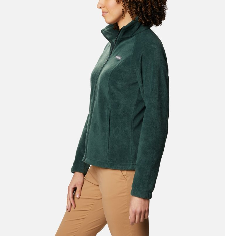 Benton Springs™ Full Zip | 370 | L Women's Benton Springs™ Full Zip Fleece Jacket, Spruce, a1