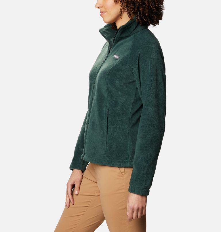 Benton Springs™ Full Zip   370   S Women's Benton Springs™ Full Zip Fleece Jacket, Spruce, a1