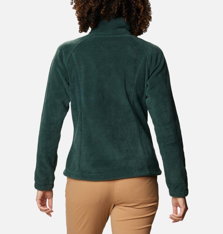 Benton Springs™ Full Zip   370   S Women's Benton Springs™ Full Zip Fleece Jacket, Spruce, back