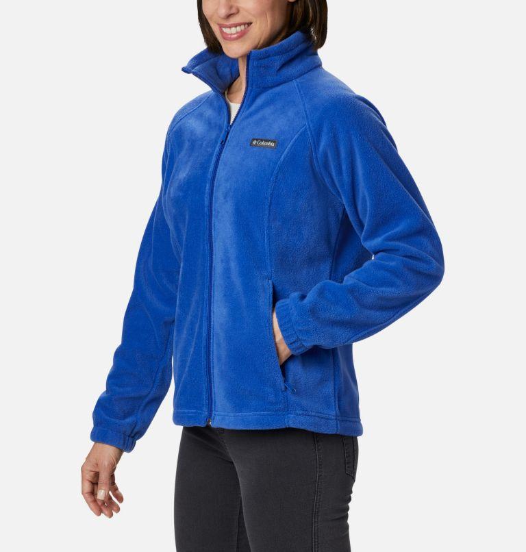 Benton Springs™ Full Zip | 410 | L Women's Benton Springs™ Full Zip Fleece Jacket, Lapis Blue, a1