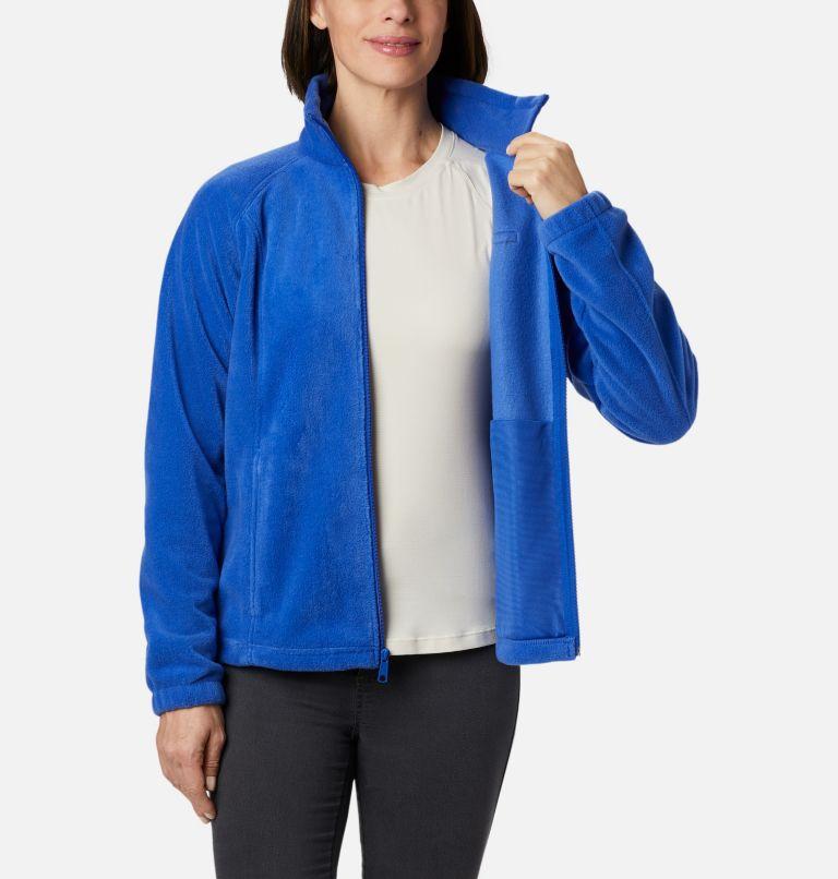 Benton Springs™ Full Zip | 410 | L Women's Benton Springs™ Full Zip Fleece Jacket, Lapis Blue, a3