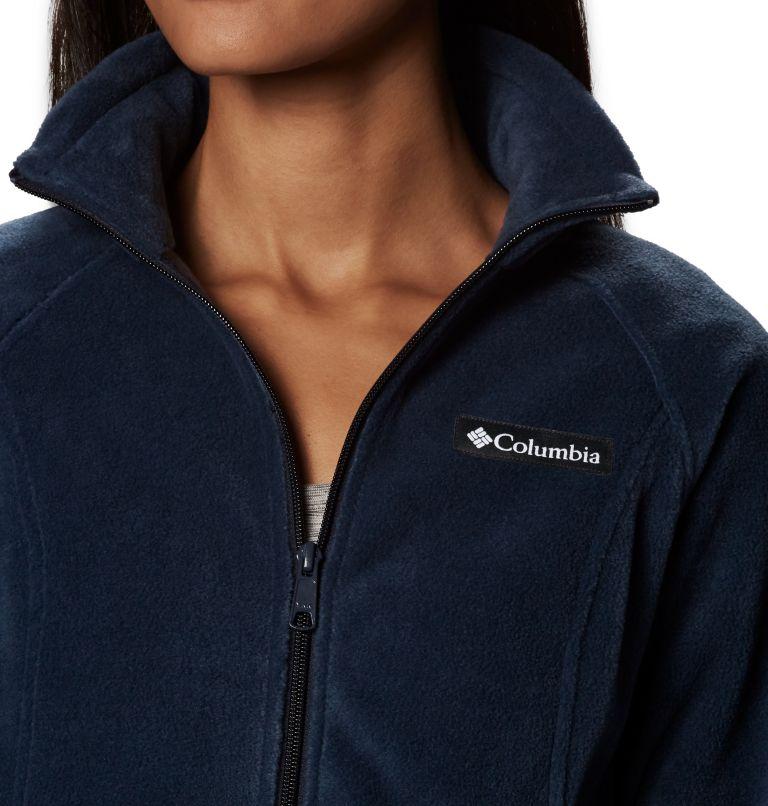 Benton Springs™ Full Zip | 425 | S Women's Benton Springs™ Full Zip Fleece Jacket, Columbia Navy, a1
