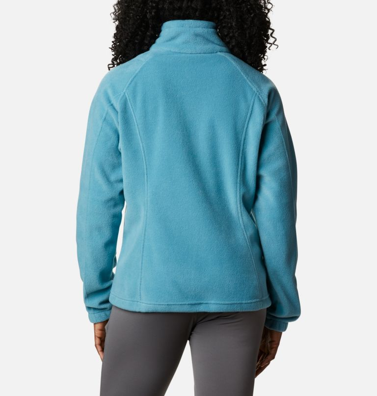 Benton Springs™ Full Zip | 430 | M Women's Benton Springs™ Full Zip Fleece Jacket, Canyon Blue, back