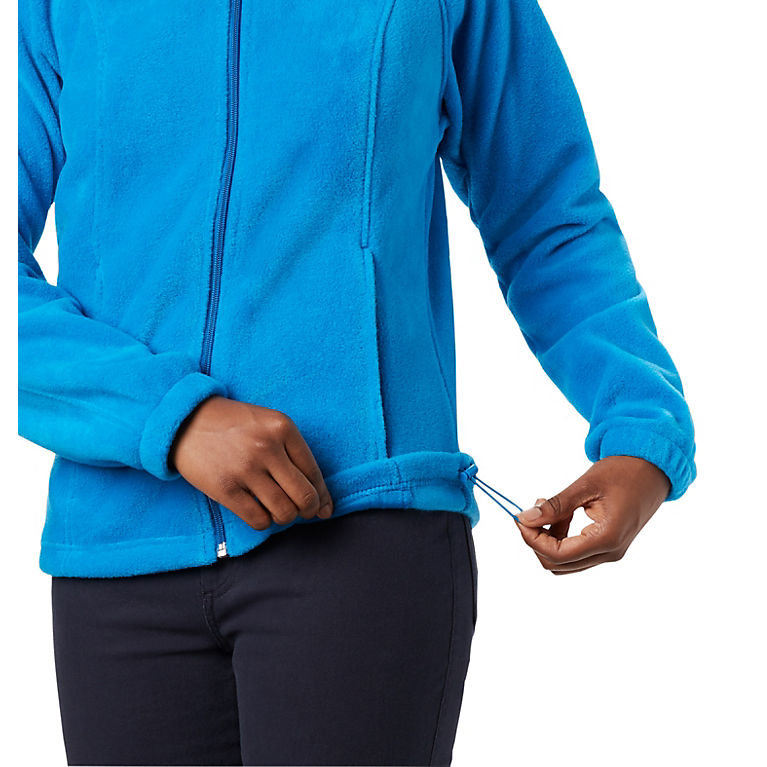 Fathom Blue Women's Benton Springs™ Full Zip Fleece Jacket, View 4