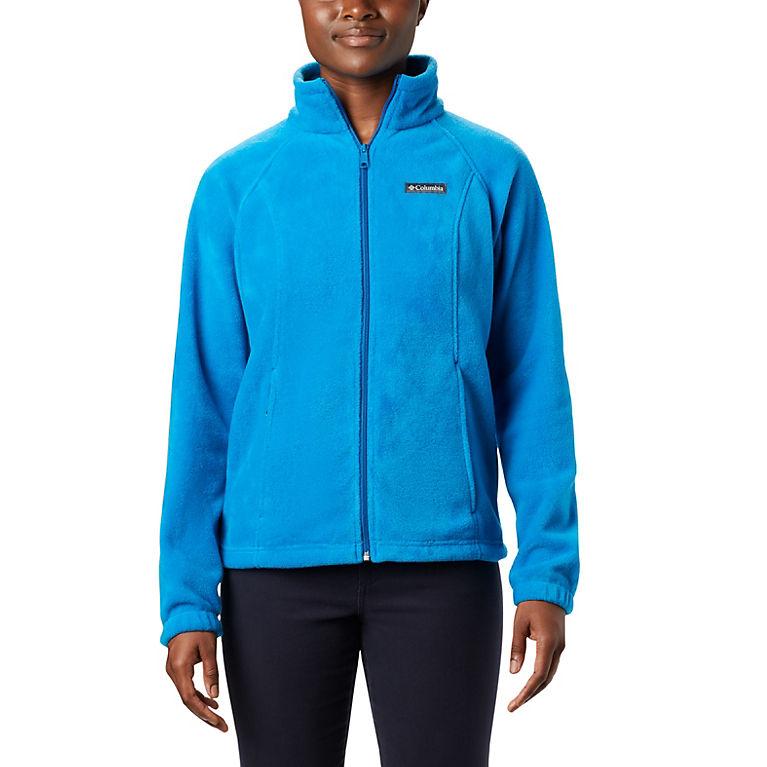 Fathom Blue Women's Benton Springs™ Full Zip Fleece Jacket, View 0