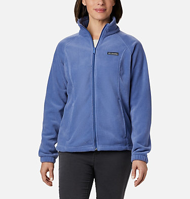 Women's Benton Springs™ Full Zip Fleece Jacket Benton Springs™ Full Zip | 671 | L, Velvet Cove, front