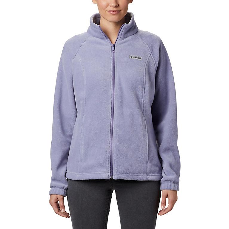 Dusty Iris Women's Benton Springs™ Full Zip Fleece Jacket, View 0